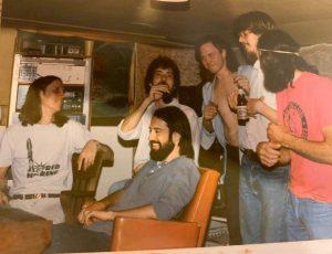 Laughing Crinoid Band