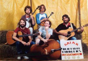 Laughing Crinoid Band 1986
