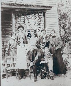 1900 stacy family photo