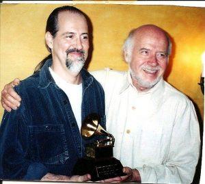 Zn McLeod and Paul Winter