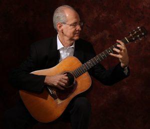 Zan McLeod guitarist
