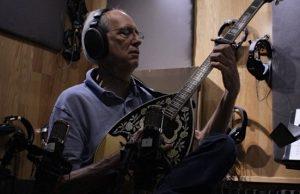in the studio in Washington DC
