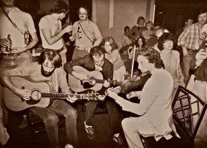 Zan McLeod playing Milwaukee Irish Fest in 1981