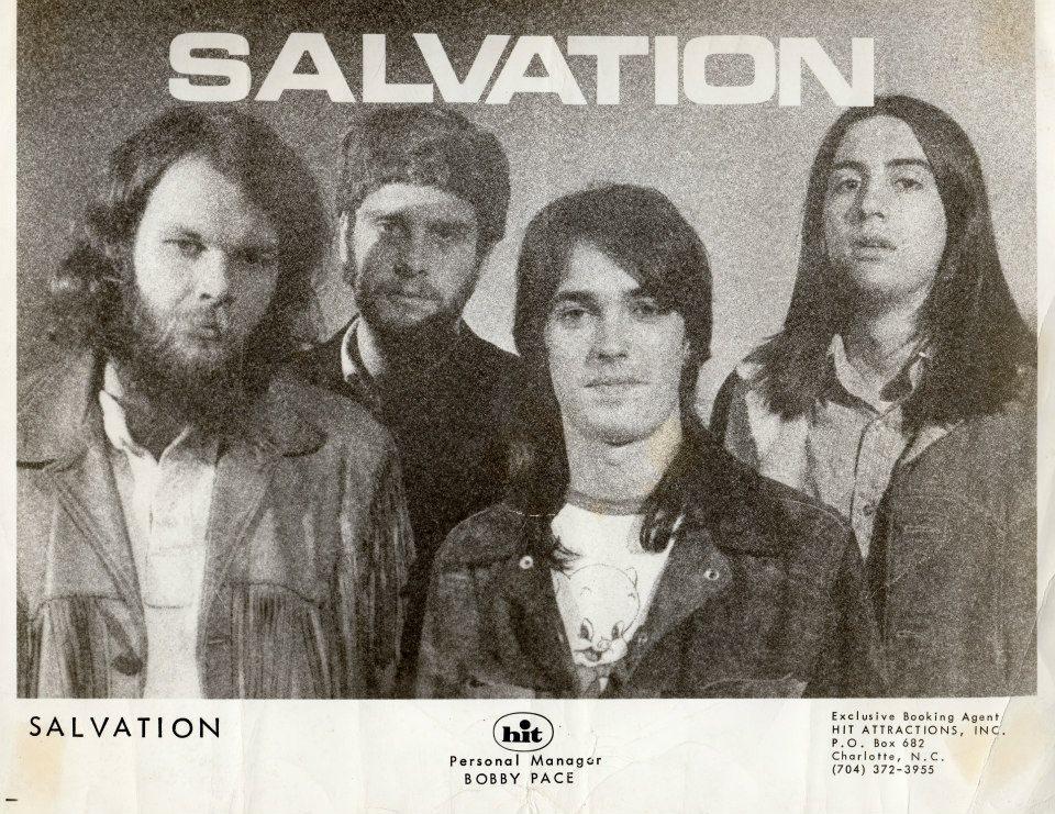 Salvation Band 1970