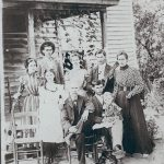 Stacy Family 1900