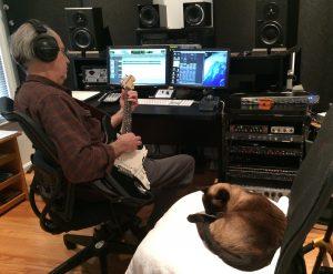 recoridng studio in Washington DC