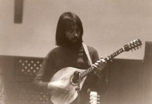 Zan McLeod in 1982